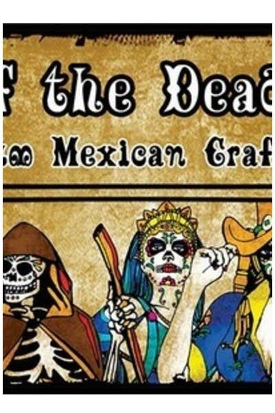 Day Of The Dead Variety Pack
