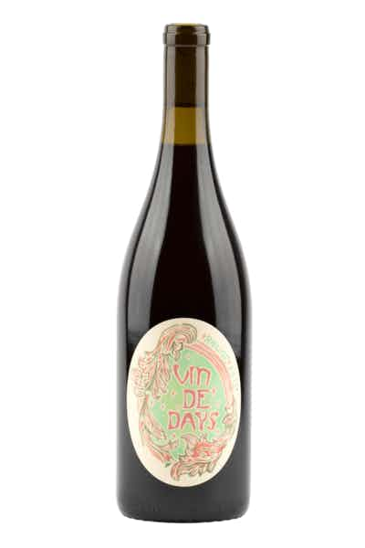 Day Wines Vin de Days Rouge