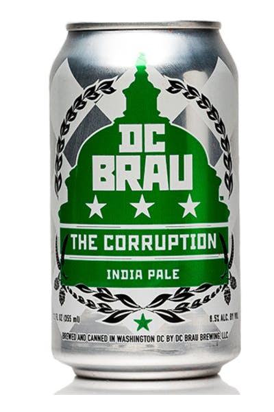 DC Brau The Corruption IPA