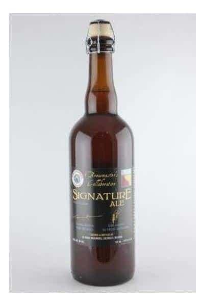 De Proef, Tomme Arthur, & Dirk Naudts Brewmaster's Collaboration Signature Ale