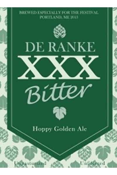 De Ranke Xxx Bitter