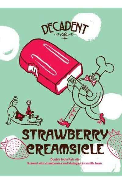 Decadent Strawberry Creamsicle Double IPA