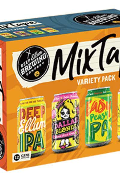 Deep Ellum Brewing Co. Variety Pack