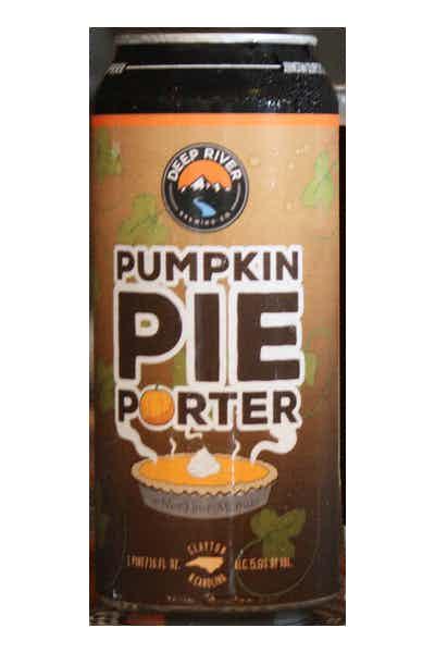 Deep River Pumpkin Pie Porter