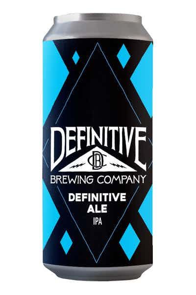 Definitive Ale IPA