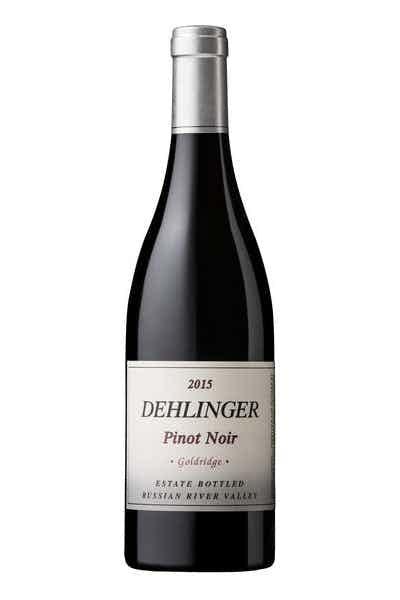Dehlinger Goldridge Pinot Noir