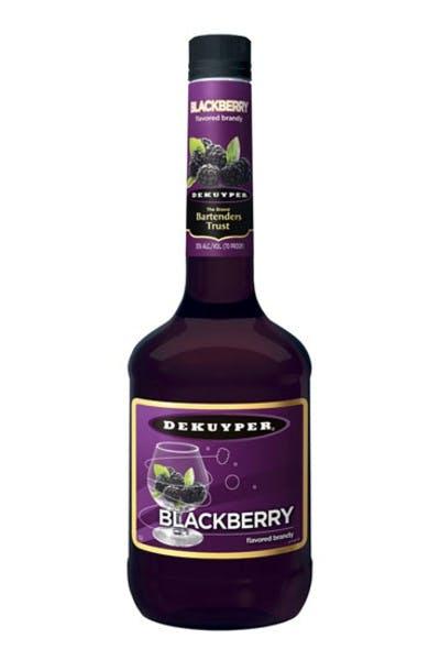 DeKuyper Blackberry Flavored Brandy