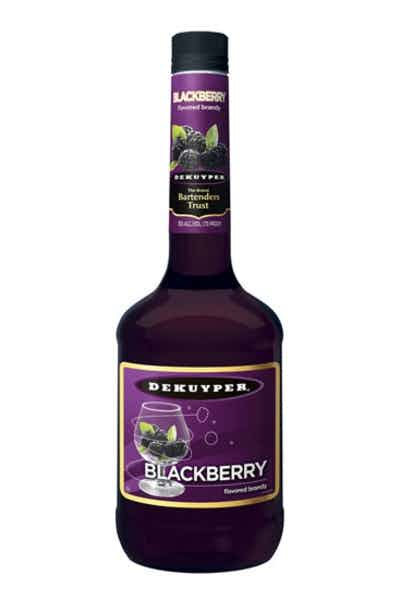 DeKuyper Blackberry Flavored Brandy