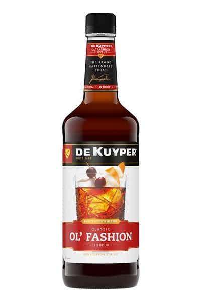 DeKuyper Classic Ol' Fashion Liqueur