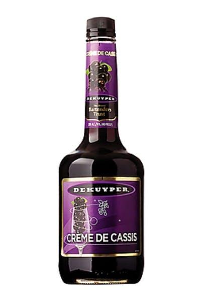 DeKuyper Creme de Cassis Liqueur
