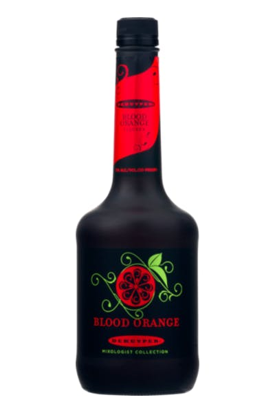 Dekuyper Mixologist Collection Blood Orange Liqueur
