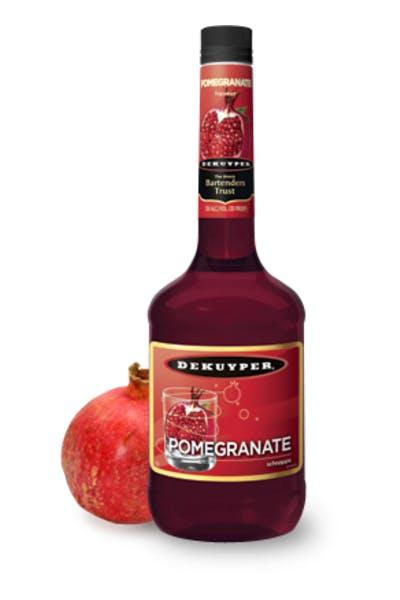 Dekuyper Pomegranate Schnapps Liqueur