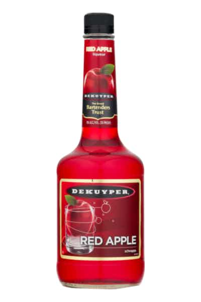 DeKuyper Red Apple Schnapps Liqueur