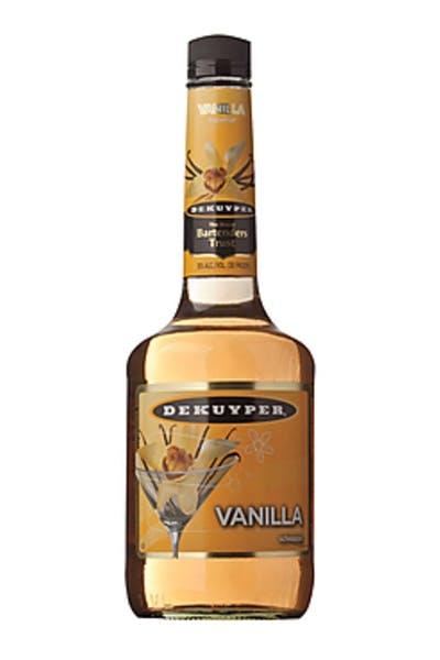 Dekuyper Vanilla Schnapps Liqueur