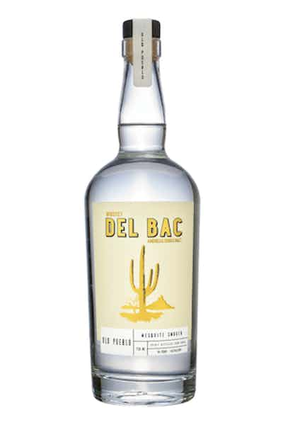 Del Bac Old Pueblo Mesquite Smoked Whiskey