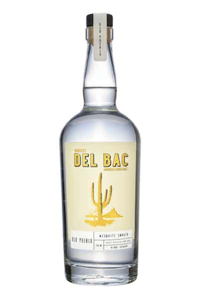 Del Bac Old Pueblo Mesquite Smoked Whiskey