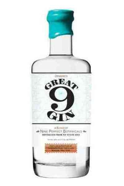 Denning's Great 9 Gin
