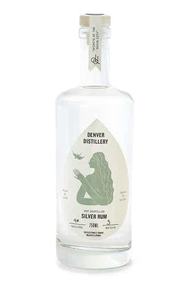 Denver Distillery Silver Rum