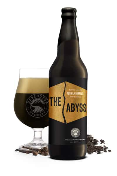 Deschutes The Abyss Aged In Tequila Barrels