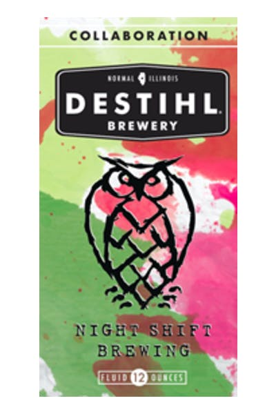 Destihl/Night Shift Ain't Nothin' Normal IPA