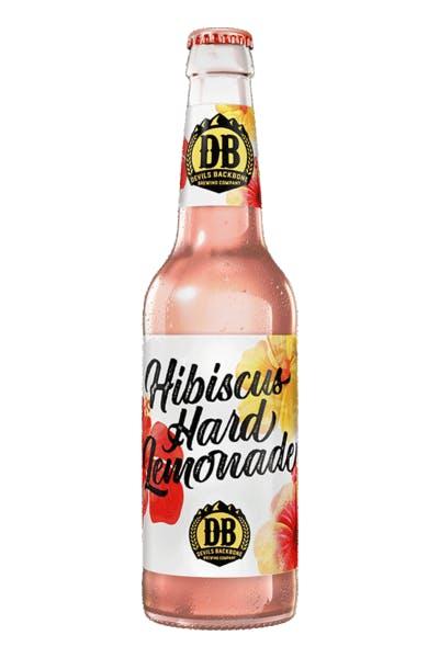 Devils Backbone Hibiscus Hard Lemonade
