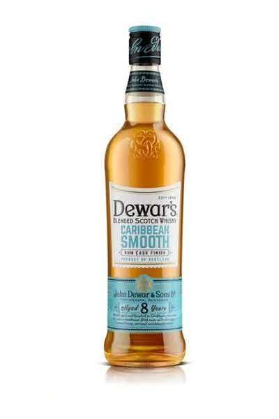 Dewar's 8 Year Old Caribbean Rum Cask Finish