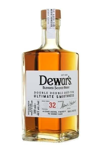 Dewar's Double Double Aged Blended Scotch 32 Year