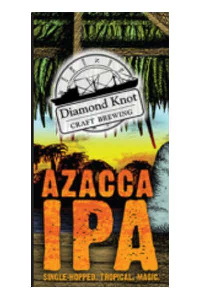 Diamond Knot Azacca IPA