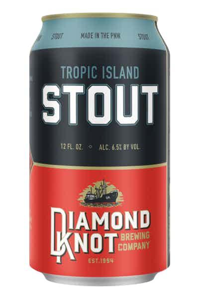 Diamond Knot Tropic Island Stout