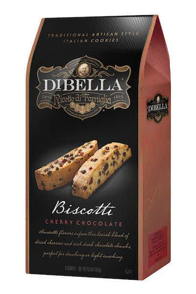 Dibella Cherry Chocolate Biscotti