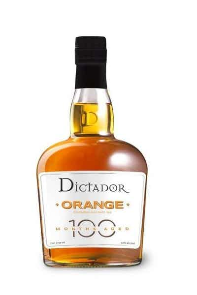 Dictador Orange 100 Month Aged Colombian Rum