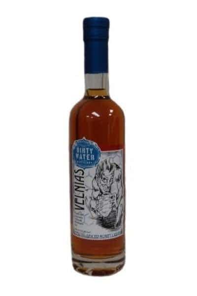 Dirty Water Velnias Spiced Honey Liqueur