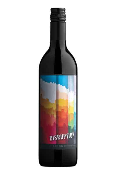 Disruption Red Blend