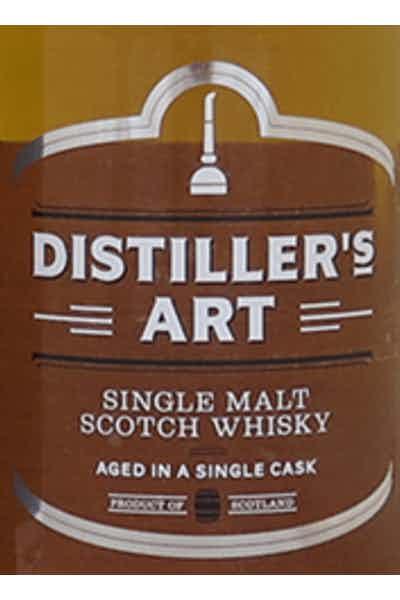 Distillers Braeval 13 Year 2002