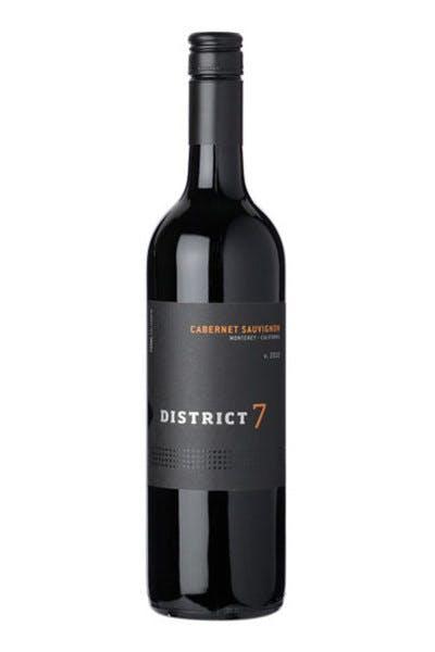 District 7 Monterey Cabernet Sauvignon