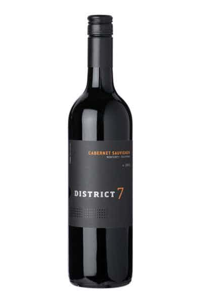 District 7 Monterey Cabernet Sauvignon