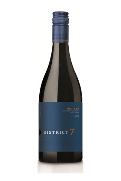 District 7 Monterey Pinot Noir
