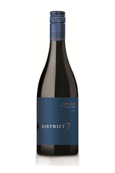 District 7 Monterey Pinot Noir