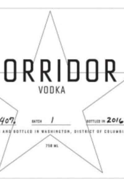 District Distilling Corridor Vodka