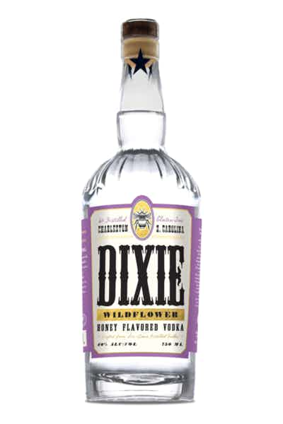 Dixie Wildflower Honey Vodka