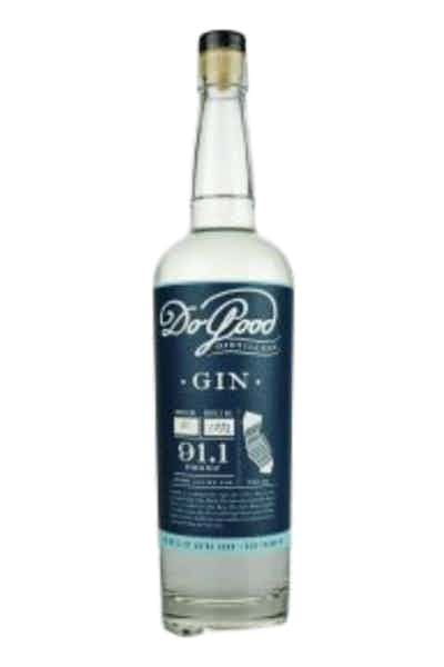 Do Good Distillery Gin