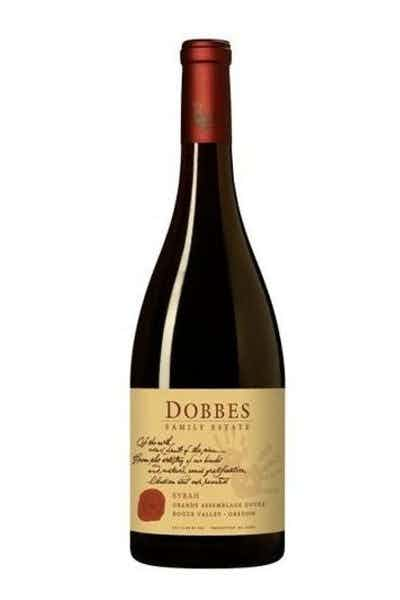 Dobbes Family Estate Syrah Rogue Valley