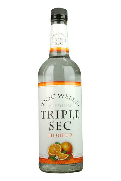 Doc Well's Triple Sec