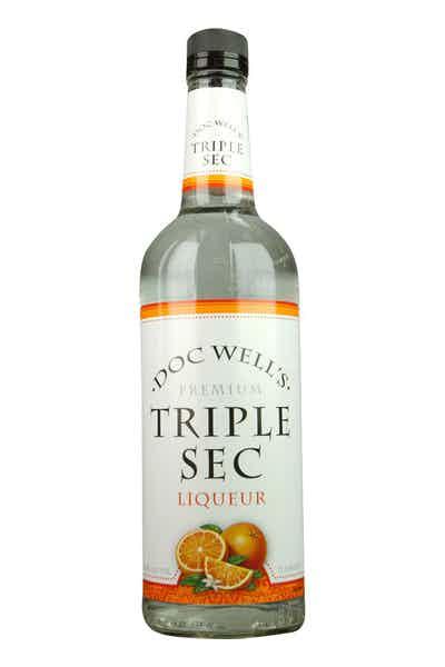 Doc Well's Triple Sec