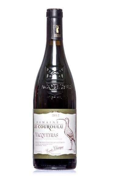 Dom Couroulu Vacqueyras