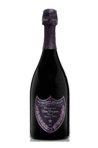 Dom Perignon Rose Gift Set