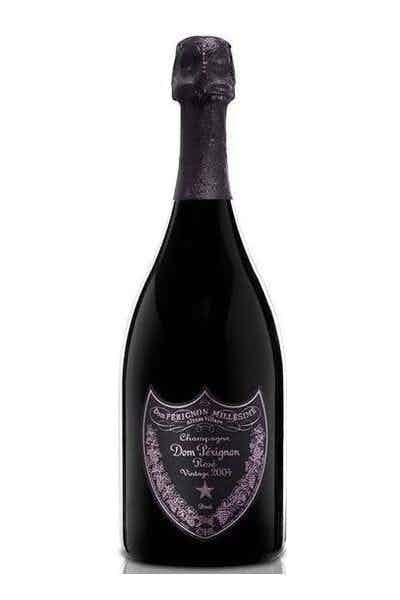 Dom Pérignon Rose Gift Set Vintage Champagne