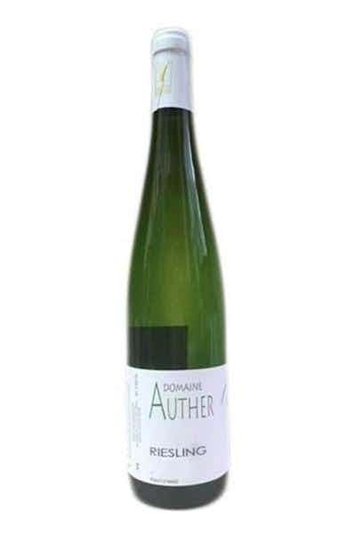 Domaine Auther Riesling