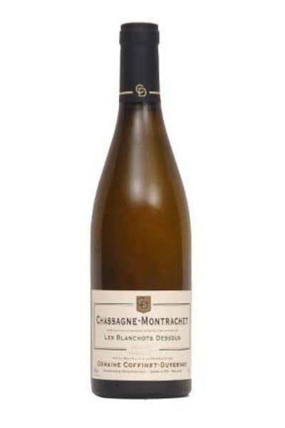 Domaine Coffinet-Duvernay Chassagne-Montrachet Les Blanchots Dessous 2013