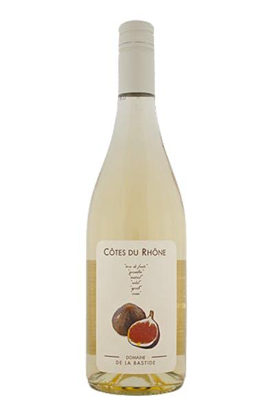 Domaine De La Bastide Cotes Du Rhone Figue Blanc